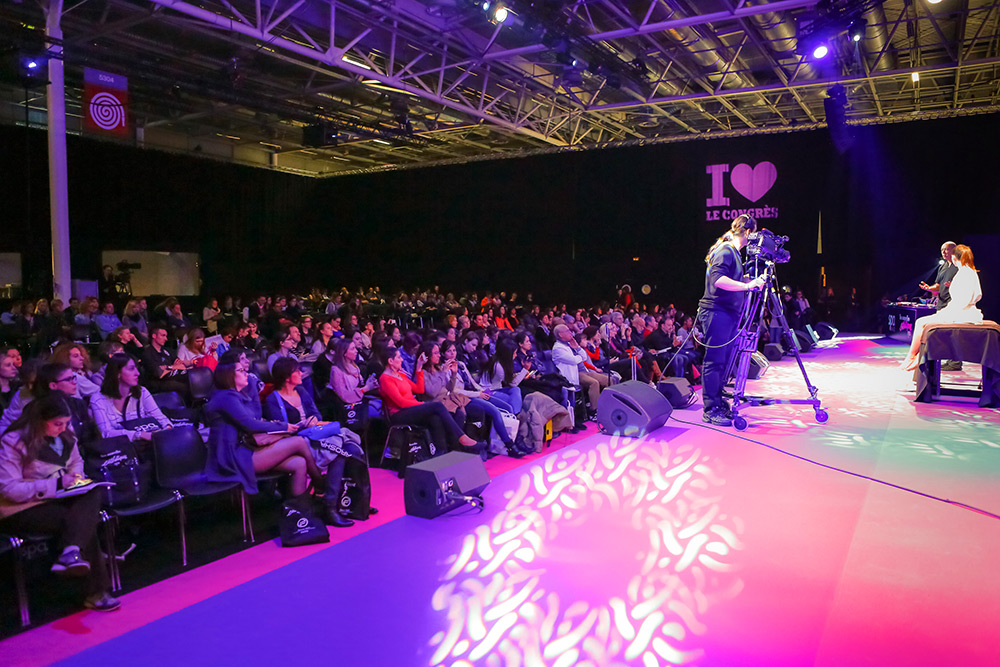 Congrès du spa et de l'esthétique à Paris
